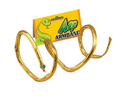 Snake Armband Original Halloween Serpant Fancy Dress
